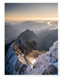Poster Mit Berg Gebirge Motiven Bestellen Posterloungede