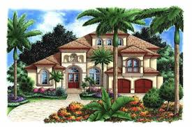 175 1052 5 bedroom 4198 sq ft florida style home plan 175 1052