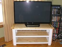 wall units best homemade tv stand homemade corner tv stand diy regarding magnificent home made