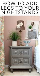 popular painted furniture colors. easy tutorial for how to easily add legs any piece of furniture love this popular painted colors