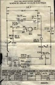 dryer only runs start button held in gtdp300em1ws fixya the pic is a typical wiring diagram actually tag the start switch and relay are represented in the center