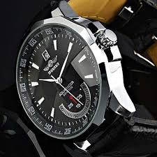 search on aliexpress com by image new tags winner men s watch leather strap chronograph automatic watches men mechanical man wristwatch relogios masculino