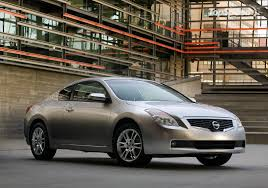 2008 Nissan Altima Coupe Review - Top Speed