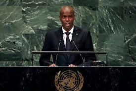Haiti President Moïse assassinated at ...