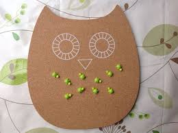 Owl Memo Board Funk up your bulletin memo board with these REALLY cute turtle 2
