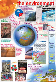Pollution Chart Images The Environment Poster By Chart Media Chart Media