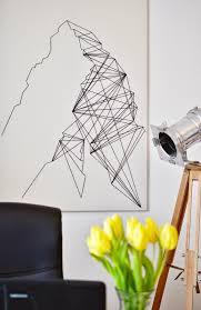 diy geometric string art motte s blog