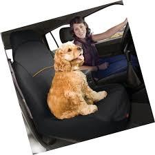 kurgo copilot car seat cover for bucket seats black regular