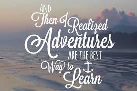 7 Inspirational Travel Quotes - Globus BlogGlobus Blog | via Relatably.com
