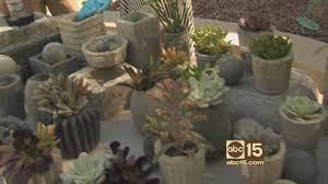 Big Concrete Planters How To Make Faux Concrete Pots Planters Youtube