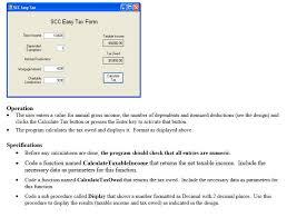 A Program In C Visual Studio That Will Calculate