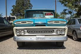 THE STREET PEEP: 1961 Chevrolet Apache C20 Fleetside