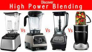 Vitamix | Blendtec | Blendtec vs Vitamix | Nutribullet | Ninja