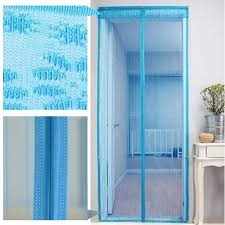 new magic door curtain mesh net screen magnetic anti fly mosquito bug4 colors