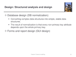 Difference Between Logical And Physical Design In Sad Ppt Structured Vs Object Oriented Analysis And Design Sad