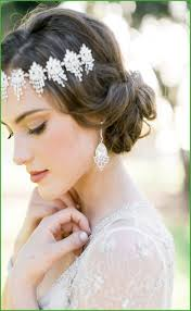 1920 s inspired bridal makeup and hair by the blushed pany 1920s updos hairstyles