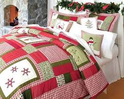 Christmas Bedspreads And Quilts Childrens Christmas Bedding Quilts ... & Christmas Bedspreads And Quilts Childrens Christmas Bedding Quilts C  Winterwonderland Quilt Set Christmas Bedding Z Holiday Adamdwight.com