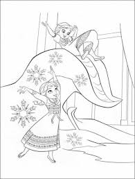Anna, elsa, olaf & kristoff from disney frozen 1. 15 Free Disney Frozen Coloring Pages