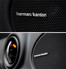 harman kardon car speakers. aliexpress.com : buy automobile motorcycle internal accessories car styling audio sound speaker harman/kardon stickers from reliable harman kardon speakers n