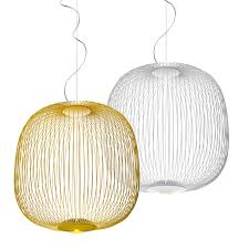 buy the foscarini spokes  pendant light  utility design