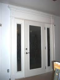 Front Doors : Home Door Front Door Casing Ideas Doorway And Window ...