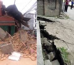 This is a place that needs attention, and if we had an earthquake today, it would be a disaster. One Dead As Earthquake Hits Nepal Tremors Felt Across Northern India India News