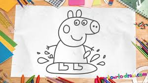 mr potato head from art for kids awesome and a book drawing easy how to draw peppa pig easy step by step drawing lessons for
