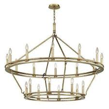 sutton 20 light champagne silver leaf 44 in d chandelier