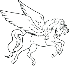 Baby Unicorn Coloring Pages Cute Unicorn Coloring Pages For Adults