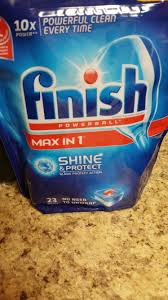 How To Buy Dishwasher Top 131 Complaints And Reviews About Finish Dishwasher Detergent