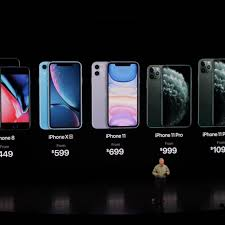 The Iphone 11 Pro And Pro Max Price 699 999 And