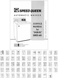 washer dryer library 1964 speed queen automatic washer service manual 1964 speed queen automatic washer service manual
