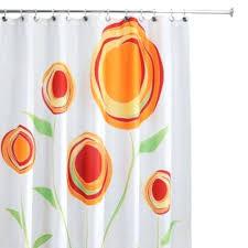 orange shower curtains best ideas about orange shower curtains on bohemian commercial shower curtains orange and