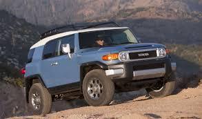 High Wheels: Toyota FJ Cruiser