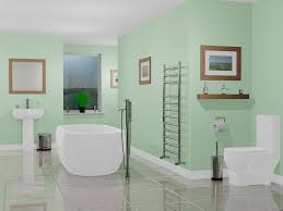 bathroom bright colors