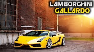 LAMBORGHINI GALLARDO 2015-2016 - YouTube