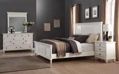 white bedroom furniture sets. Regitina King Platform 4 Piece Bedroom Set White Furniture Sets