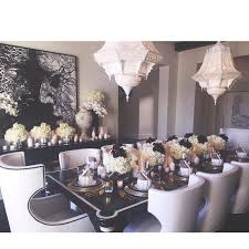 khole kardashians dining room stunning charming pernk dining room