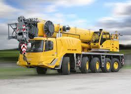 Grove Gmk 5250 Load Chart Grove 5095 All Terrain Mobile Crane Crane Boom Crane