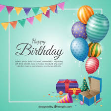 Birthday Background Birthday Background Vectors Photos And Psd Files Free
