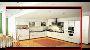 Parallel Kitchen Indian Parallel Kitchen Interior Design Youtube