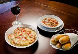 the newly redesigned olive garden plateware