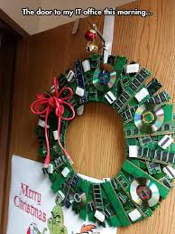 Office christmas decorations Polar Express Source Christmas 365 Greetings Dont Panic Just Hire The Best worst Office Christmas Decorations Dont Panic Just Hire
