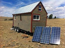 Small Picture Off grid power Gas and Solar generators for Tiny Houses on the go