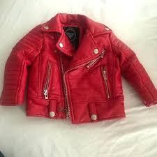 urban republic boys leather jacket toddler biker black cool fashion kids girl clothes motorcycle home improvement