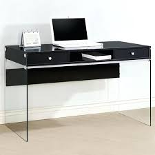 wood home office desks small. desk small black home office contemporary modern style glass glossy computer wood desks k