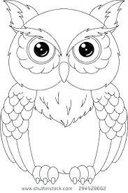 Hard Owl Coloring Pages Owl Coloring Pages Free Printable Coloring