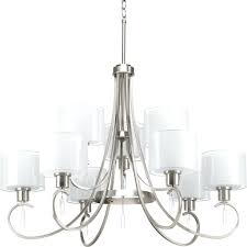 chandeliers progress lighting trinity 3 light chandelier progress lighting p4697 20 antique bronze invite 9