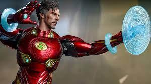 New Doctor Strange Figure Works Up ...