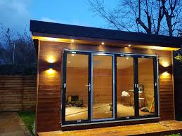 summer house lighting. We\u0027re Nearly There . Summer House Lighting Abel Landscaping Liverpool +